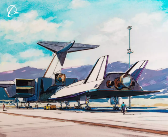 Boeing Area 51